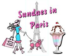 Bon Jour! Bon Jour! Welcome toour Sundaes in Paris birthday party! It was planned for my sweet Bebe girl who had just turned 9. #parisbirthdayparty #frenchbirthdayparty #Frenchbirthday #icecreamparty #sundaesinparis #sundaesinparisbirthdayparty #girlbirthdayparty #birthdaypartyideas