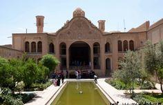 Fairy-tale-alike Kashan – my last stop in Iran
