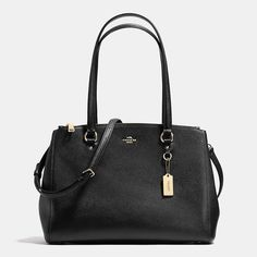 Stanton Carryall in Crossgrain Leather lg
