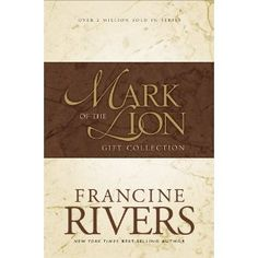 "If you like ""Redeeming Love"" by Francine Rivers, check out the Mark of the Lion series...it's even better!"