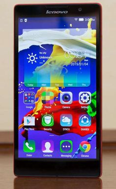 Lenovo P90 Price in Pakistan with Review