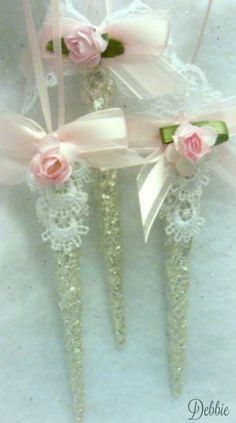 Victorian Icicles ~ Debbie ❤