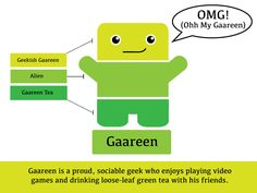 Gaareen the Paint Chip Pal Man Crafts, Paint Chips, Getting To Know, Plushies, All The Colors, Geek Stuff, Digital, My Love, World