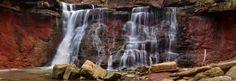 Lower Chedoke Falls: Hamilton, Ontario, Canada