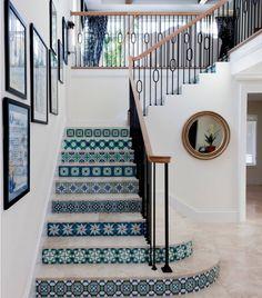 Aranżacja klatki schodowej. Pomysły na schody