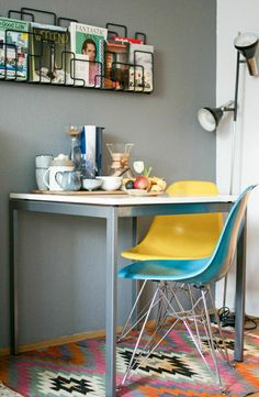 Inspiration design and tables on pinterest for Porte revue ikea