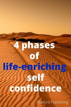 Self-confidence is something that all of us need if we are to cope in the face of life's continuous challenges. It gives us the courage to. Lack Of Self Confidence, Building Self Confidence, Fourth Phase, Feeling Inadequate, Self Improvement Tips, Successful People, Gain, Anxiety, Stress