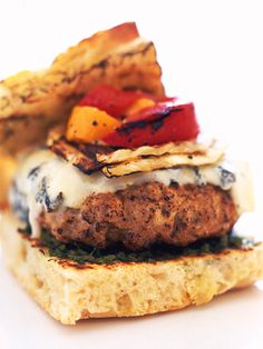 Best Burger Recipes - Juiciest Burger Recipe Ever - Redbook