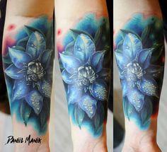 Daniil Manik #inkbe, #tattoo