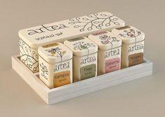 Packaging: Especial Café & Té
