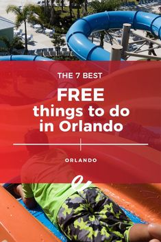 Learn about the 7 best free things to do in Orlando while you're enjoying your stay at Encore Resort!