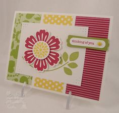 Stampin' Up! Card  by Lori Rider at The Diva Stamper