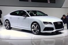 Audi A7 - Wikipedia, the free encyclopedia