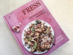 Fress by Emma Spitzer, contemporary Jewish cookbook, featuring Middle Eastern and Eastern-European recipes.