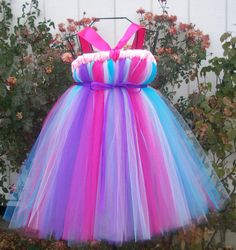 tutu dress - I so hope these are still in when Katelin gets big enough to wear them!