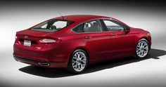 ford fusion   2014 Ford Fusion Coupe