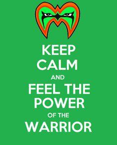 RIP Ultimate Warrior
