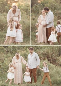 What to Wear   Family + Maternity Session (Images by Jenny Cruger Photography)