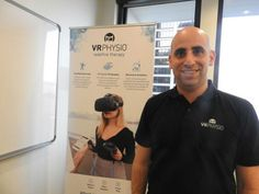 VRPhysio Enables Patients To Do Physical Therapy In Virtual Reality