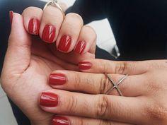 """76 curtidas, 3 comentários - Tallyta Leite (@_tallytaleite) no Instagram: """"💅 Red Nails... Um recente, mas sincero amor por unhas vermelhas . . . #nails #rednails…"""""""