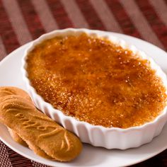 Thermomix Desserts, No Cook Desserts, Mini Desserts, Mousse, Traditional French Recipes, Bon Dessert, Creme Brulee, French Food, Diy Food