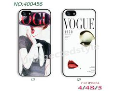 iPhone 4/4S Case, iPhone 5/5S Case, iPhone 5C Case, Phone Cases, VOGUE, Phone covers, Skins, Case for iPhone-400456