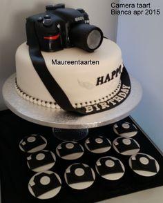 Camera taart
