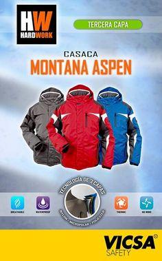 fcca188f0d [HARDWORK: Tercera Capa - Montana ASPEN] Conoce nuestros productos en: http: