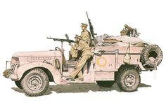El Long Range Desert Group (LRDG) fue una unidad del ejército de tierra británico de la Segunda Guerra Mundial. El mayor Ralph A. Bagnold lo fundó en Egipto a continuación de la declaración de guer…