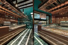 Vyta Santa Margherita espresso bar by ColliDanielArchitetto, Florence – Italy » Retail Design Blog