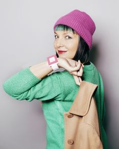Sandra Bacci shows to you how how to customize your outfit with #Nanoblock. http://www.smilingischic.com/nano-block-e-tempo-di-giocare/