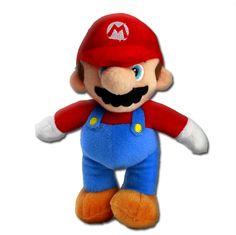 Mario Plush Toys $7.99