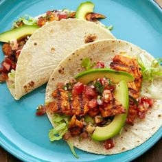 Fish Tacos with Habanero Salsa, mmmmm must try!!