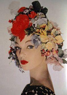 diana vreeland x richard avedon Diana Vreeland, Arte Floral, Vintage Glamour, Vintage Beauty, Vintage Vogue, Magazin Covers, Retro Mode, Vintage Fashion Photography, Glamour Photography