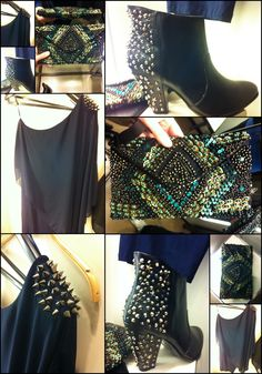 #Rock #Style from #Zara #outfit