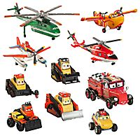 Planes: Fire & Rescue Deluxe Figure Play Set. Disney Store.   $19.99