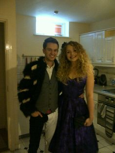 Carrie Fletcher And Alex Day