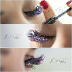 Lash Extensions, Gene, Eyelashes, Swarovski, Earrings, Photography, Colorful, Fantasy, Jewelry