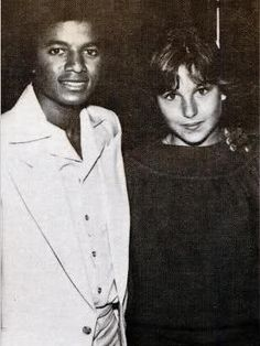 Tatum O'Neal and Michael Jackson, 1978 | Curiosities and Facts about Michael Jackson ღ by ⊰@carlamartinsmj⊱