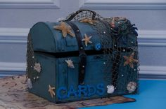 Under the sea card box!