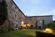 hotel rural con encanto pazo de bentraces