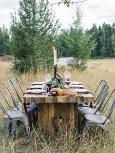 Farm to Table Fall Dinner