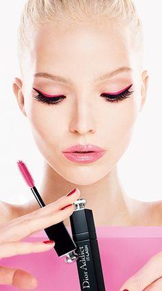 Dior pink.
