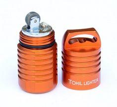 Survival Lighters for Long-Term SHTF: A Few Options