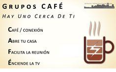 Los Grupos CAFÉ de la Iglesia Internacional