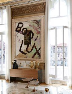 Venezia, una casa galleria affacciata sul Canal Grande - Design news - GraziaCasa.it