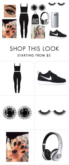 """Untitled #35"" by cvm-one ❤ liked on Polyvore featuring NIKE, Beats by Dr. Dre and Juicy Couture"