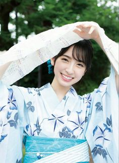 Beautiful Ladies, Japanese Girl, Kimono, Ruffle Blouse, Kawaii, Woman, Lady, Girls, Fashion