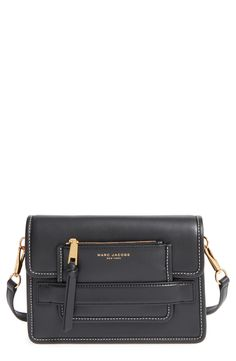 41d30658f7 MARC JACOBS  Medium Madison  Leather Crossbody Bag available at  Nordstrom  Leather Crossbody Bag
