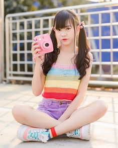 Asian Cosplay, Teen Fashion, Womens Fashion, Girls Uniforms, Instagram Influencer, Asia Girl, Kawaii Clothes, Daddys Girl, Kawaii Cute